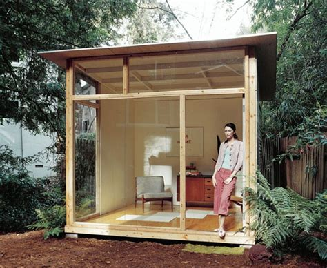 Building A Studio In The Backyard mod mini bungalow loosygoosey s