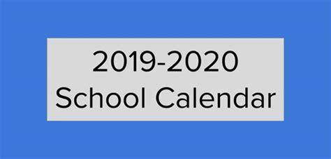 school calendar set jessamine county schools