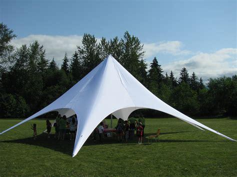 The Starshade Canopy Tent