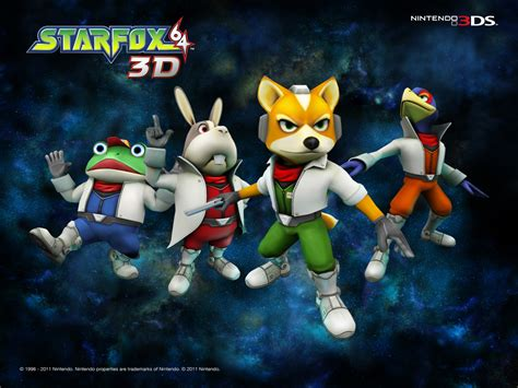 star fox  wallpaper gallery