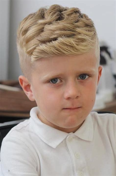 Hairstyle Kid by 50 Cool Haircuts For