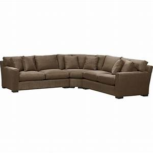 Grace charcoal sheets and pillow cases sectional sofa for Most comfortable sectional sofa bed