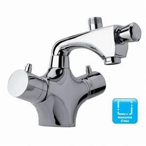Mitigeur Thermostatique Monotrou Pour Baignoire : mitigeur bain douche thermostatique blade monotrou pa ni ~ Edinachiropracticcenter.com Idées de Décoration
