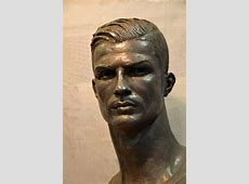 New Cristiano Ronaldo Statue Captures the Soccer Player's