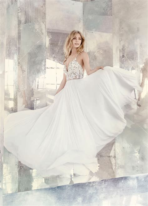 Bridal Gowns And Wedding Dresses By Jlm Couture Style 6609