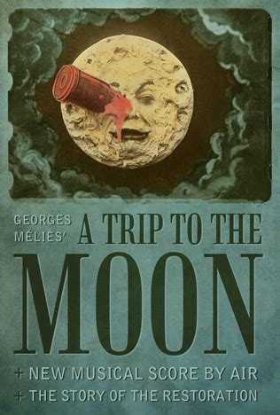 george melies poster new restoration of a trip to the moon heads to cinemas