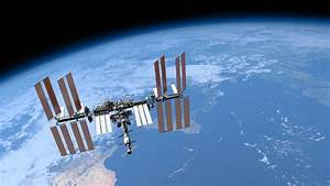 Iss International Space Station 3d Model