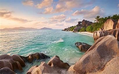 Digue Seychelles Beach 1680 1050 Wallpapers