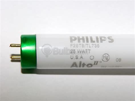 philips 25 watt 36 inch t8 neutral white fluorescent bulb