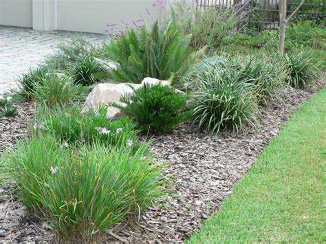easy low maintenance landscaping ideas low maintenance simple backyard landscaping house design using mulch for herbs garden plants for