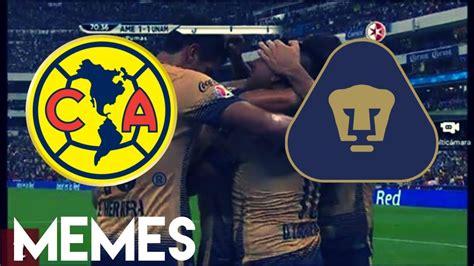 Pumas Vs America Memes - america vs pumas 1 1 memes youtube
