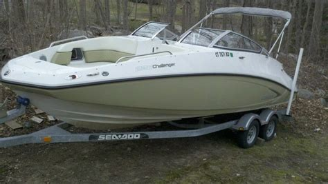 Sea Doo Jet Boat Hull by Sea Doo 230 Challenger Se 2008 For Sale For 32 495