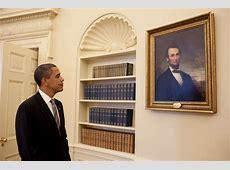 Free, Public Domain Image President Barack Obama Looks at