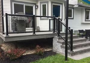 Rampe Pour Escalier : rampes auvents daro ~ Melissatoandfro.com Idées de Décoration