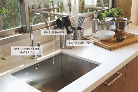 kitchen sink types a guide to 12 different types of kitchen sinks 2950