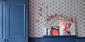 Papier Peint Japonisant : marie claire maison magazine de d coration et design ~ Premium-room.com Idées de Décoration