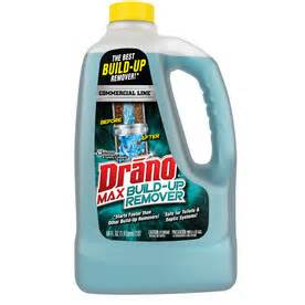 shop drano 64 oz max build up remover at lowes