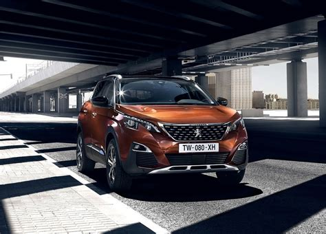 Peugeot 3008 Modification by Peugeot 3008 2016 2017 Pictures Photos Information Of