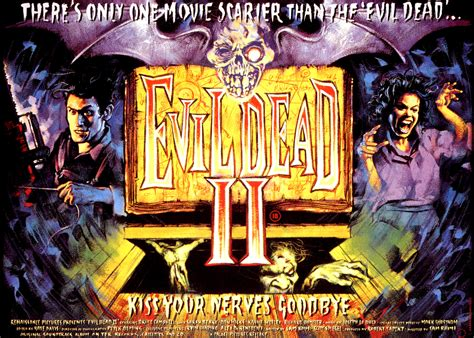 9 Evil Dead Ii Hd Wallpapers