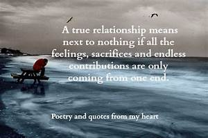 Poetry and quot... Endless Feelings Quotes