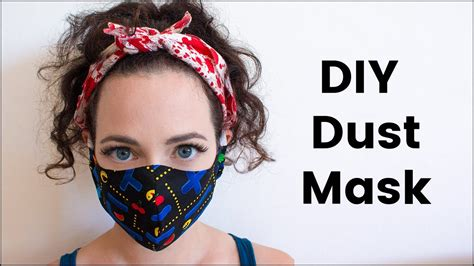 diy face mask  burning man youtube