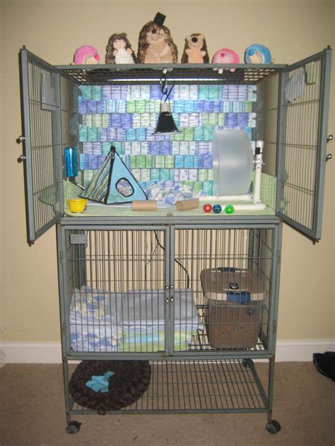decorating add  home accessories  ferret cages
