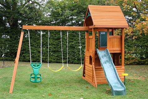 Swing Set by Build Your Own Swing Set Garagepress Net Trucks Cars