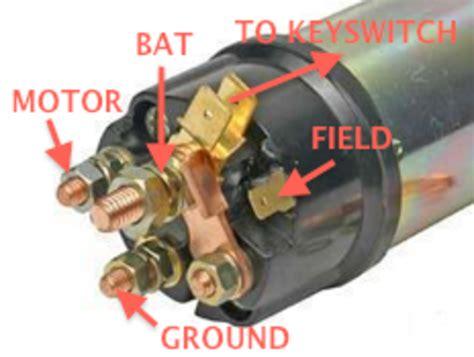 Diesel Starter Wiring Ford