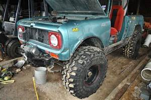 Buy used scout rock crawler with atlas transfer case winch ...