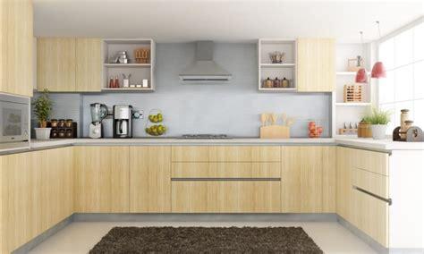 cuisine design en u 35 modèles de cuisine aménagée et idées de plan de cuisine