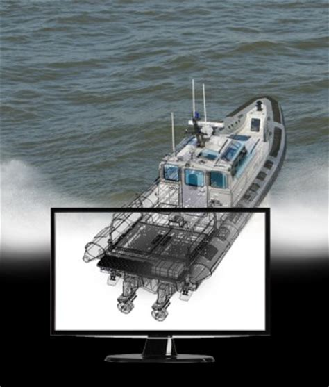 Rib Boat Offshore by Madera Ribs For Professional Commercial And