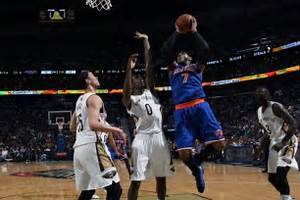 Melo scores 42 in win, but Iman injury could derail ...