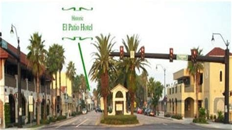 historic el patio motor hotel venice fl