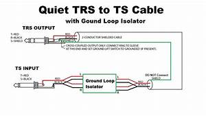 Can I Add A Trs Balanced Input To My Ss Amp  Or Make A