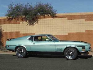 1972 Ford Mustang Mach 1 Fastback for Sale   ClassicCars.com   CC-1015706