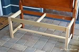 DIY Twin Headboard Bench With Storage Hometalk
