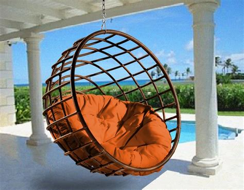 relaxing papasan chairs for interior peripheral room
