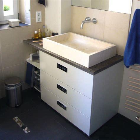 waschtisch mit steinplatte waschtisch mit steinplatte und wei 223 er lackierung l s b 228 der bathroom und vanity