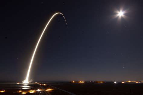 tv broadcast satellite launched aboard falcon  rocket