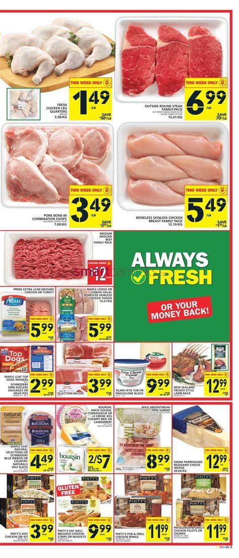 basics of cuisine food basics flyer may 5 to 11