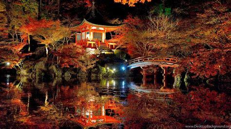 scenery lovely japanese garden landscape cool wallpapers