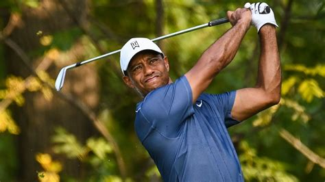 At Brutish Olympia Fields, Tiger Woods Needs 'Big Week' to ...