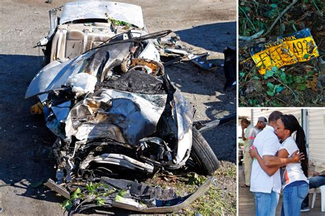 family   dies  tragic car accident