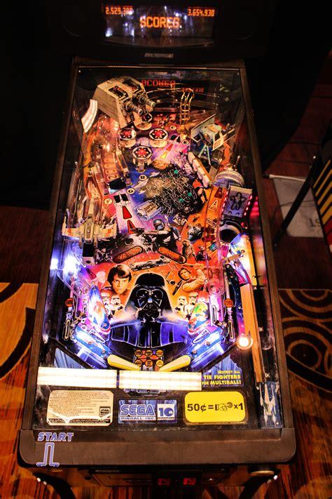 star wars trilogy pinball machine agr las vegas