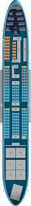 Klm Boeing 747 400 Seating Chart Klm A330 200 Seat Map Airline Seating Maps Pinterest