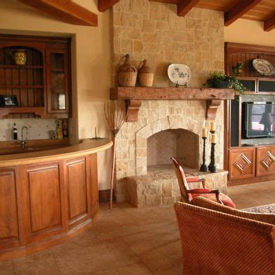 kitchen with fireplace designs best 25 country mantle ideas on 6510