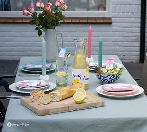 Einfache Tischdeko Einfache Tischdeko Sommerfest Einfache