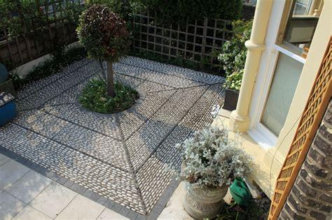 paving designs for front gardens yorkstone paving archives london garden blog