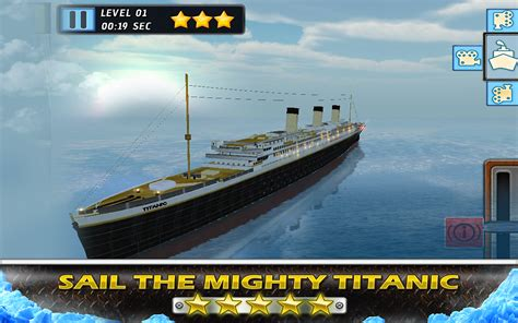 titanic escape crash parking android apps on google play