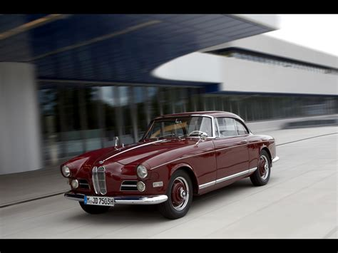 1959 BMW 503 Coupe Sport - Front And Side Speed ...